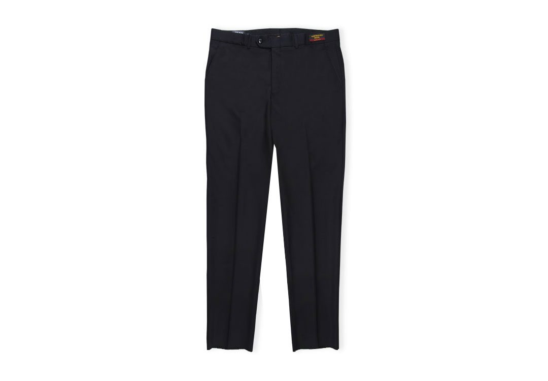 Gala Slacks Black Dress Pant For Men