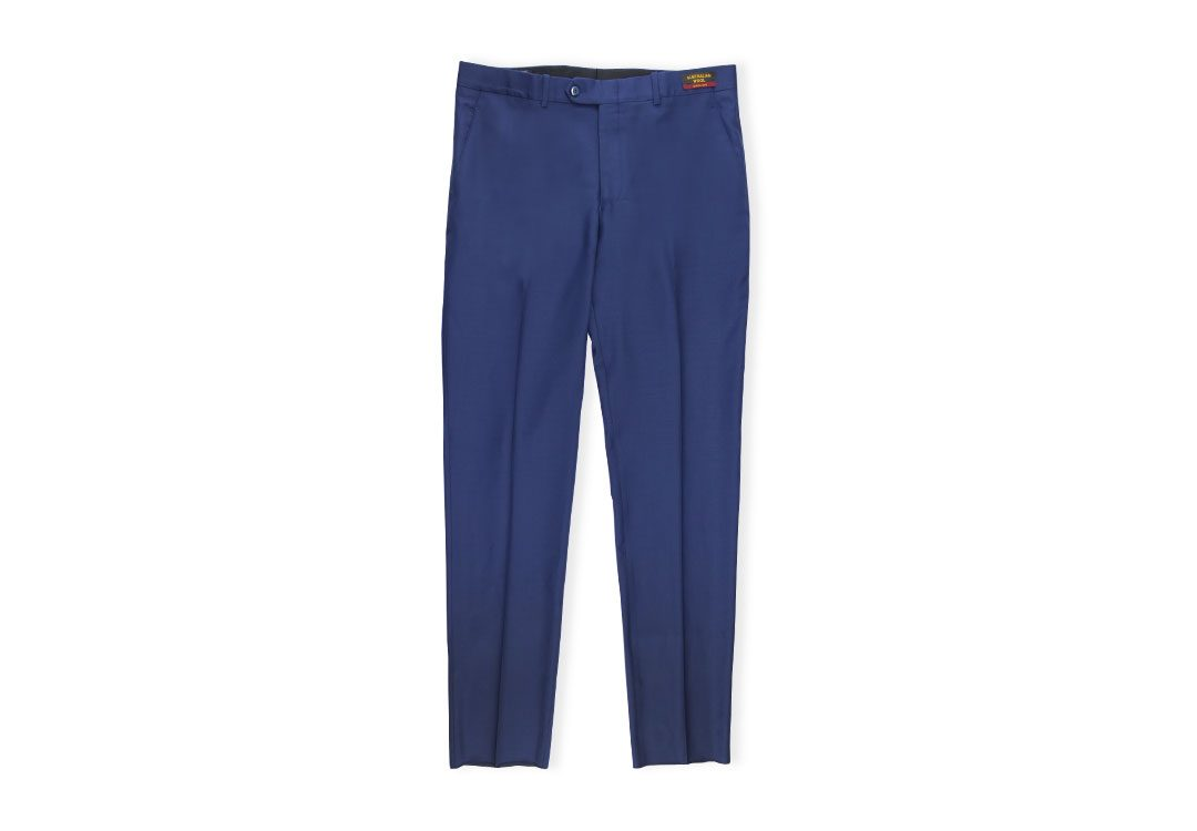Gala Slacks Blue Dress Pant For Men