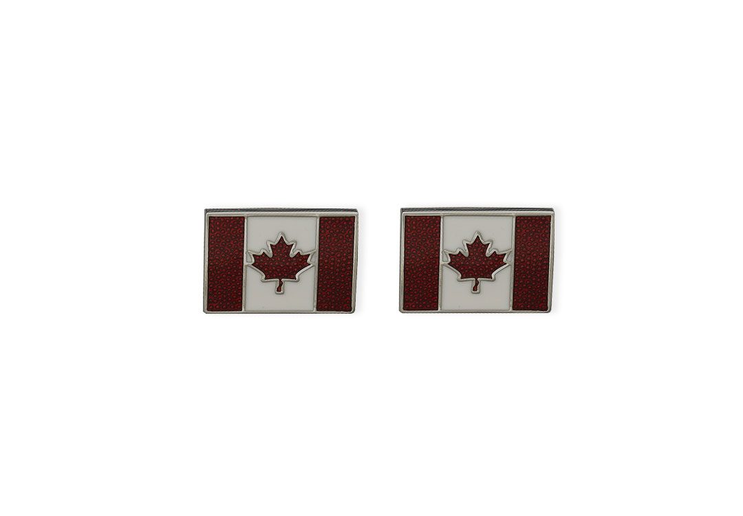 Weber Jewelry Canada 150th Anniversary Cuff Links