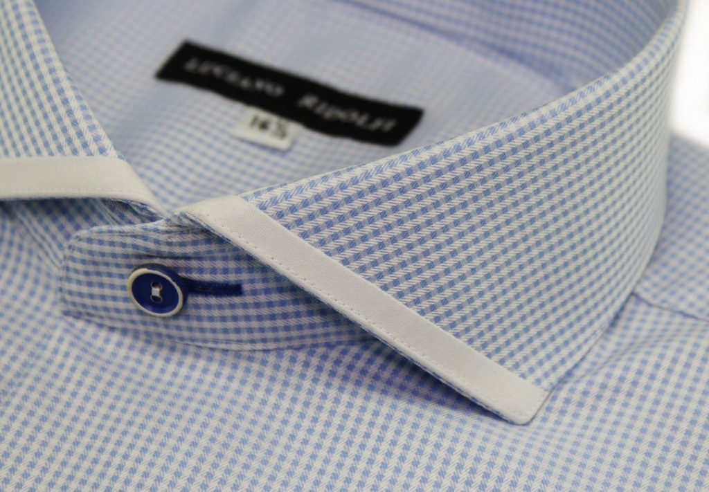 collars about our shirts