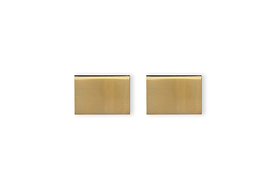 Weber Jewelry Gold Cuff Links